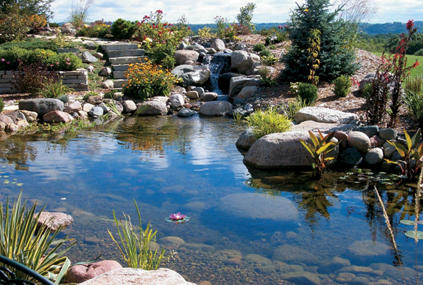 ECOsmarte pond
