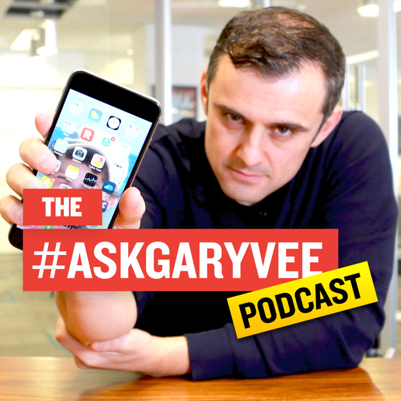 top 10 podcasts cross campus career development personal development podcast #askgaryvee ask gary vee vaynerchuk