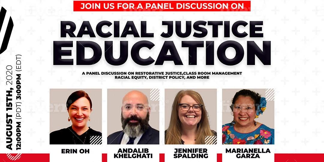 Art Alive Movement: Racial Justice Education