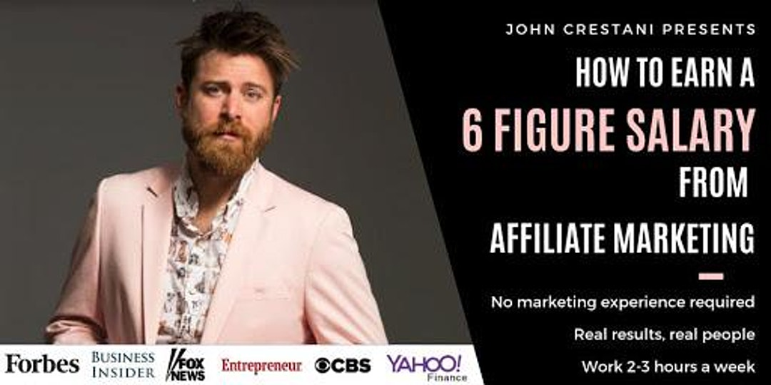 John Crestani: Online Investors Seminar