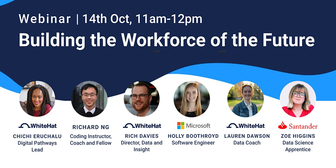 WhiteHat Presents: Building the Workforce of the Future