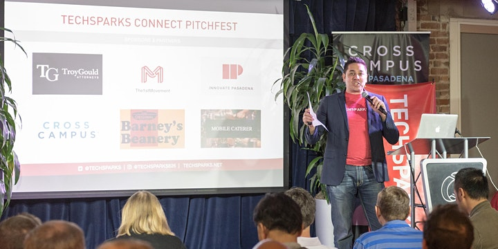 TechSparks: Virtual Pitchfest 2020