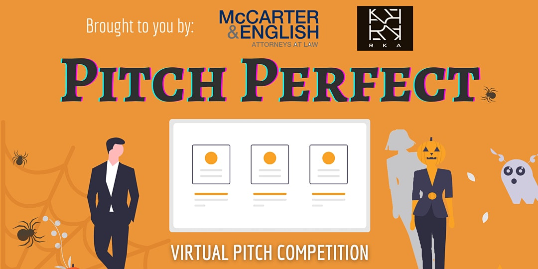 LvlUp Ventures: Pitch Perfect - Halloween Edition