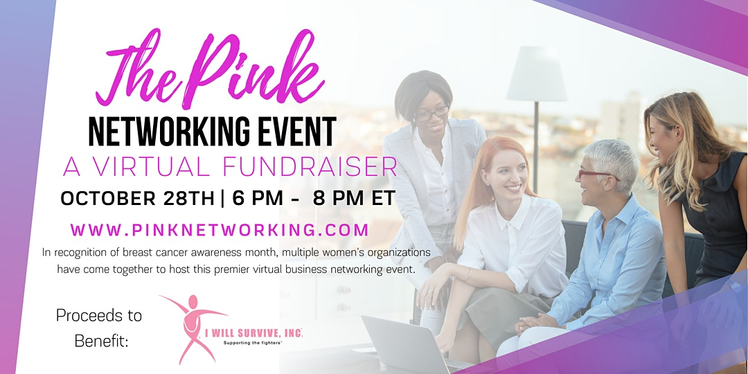 ProNetworker: The Pink Networking Event
