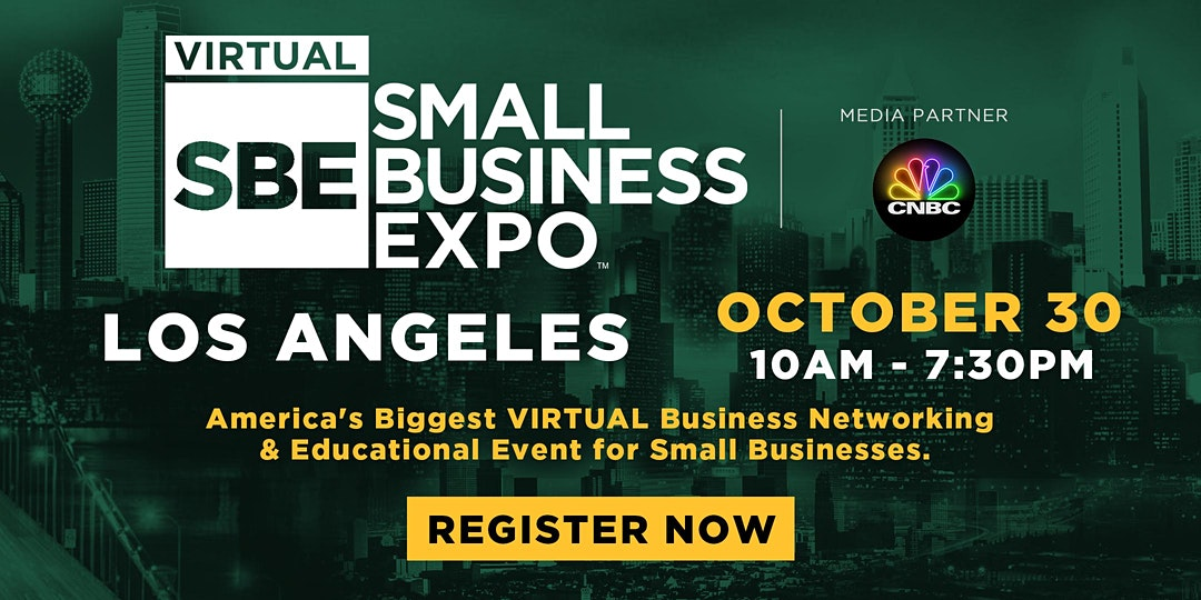 The Show Producers Present: Los Angeles Virtual Small Business Expo 2020