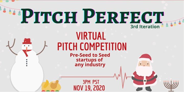 LvlUp Ventures Presents: Pitch Perfect - ThanksChrismukkahgiving Edition