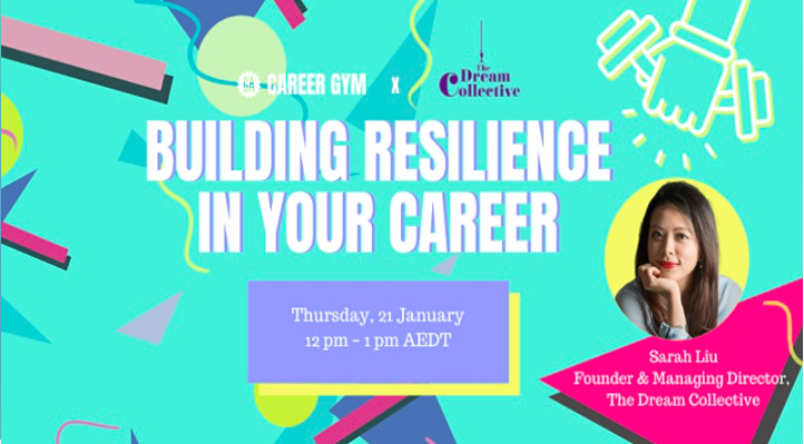 """General Assembly Presents """"Career Gym: Building Resilience In Your Career'"""""""
