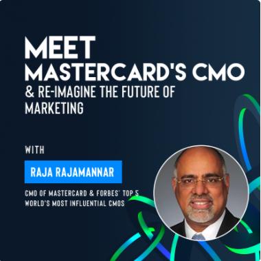 "Ivy Digital Presents ""Meet Mastercard's CMO & Re-imagine the Future of Marketing with Raja Rajamannar"""