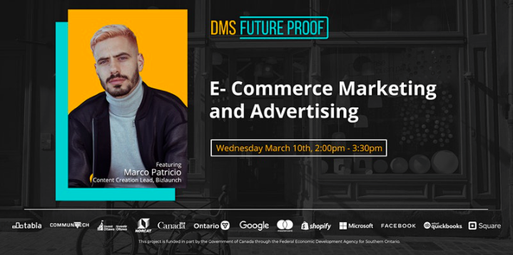 Digital Main Street Presents: E-commerce Marketing and Advertising Strategies
