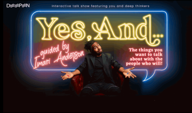 Deepen Presents: Yes, Ad...