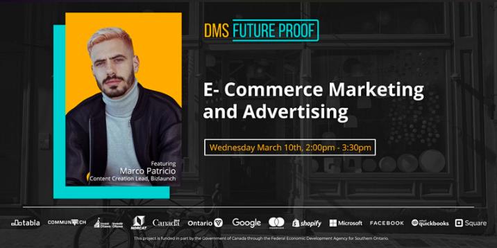 Digital Main Street Presents: E-commerce Marketing and Advertising Strategies
