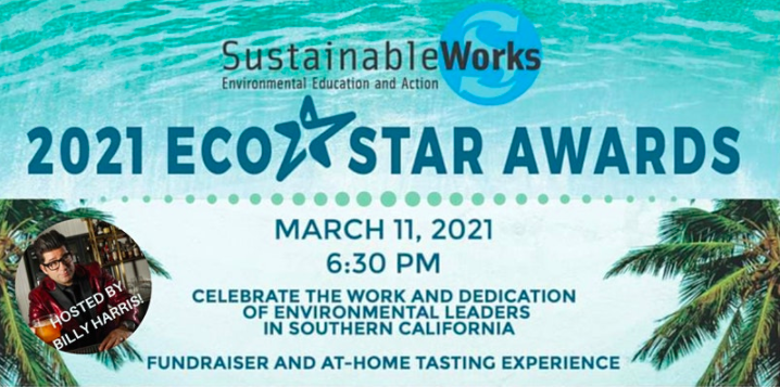 Sustainable Works Eco Star Awards - Vegan Dinner & Honey Tasting Experience