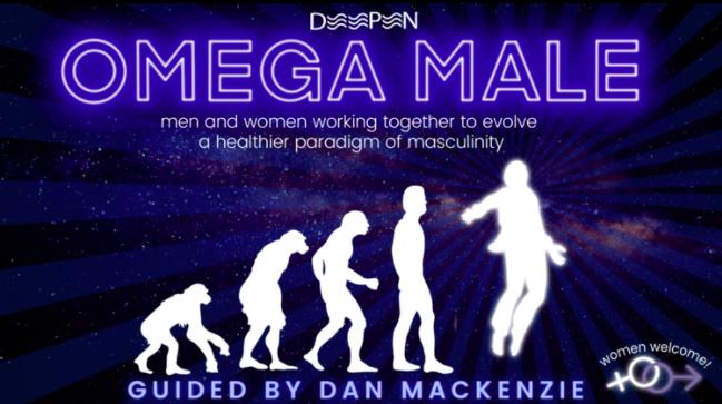 Deepen Presents: Omega Male