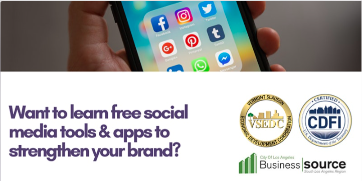 VSEDC: Free Social Media Tools and Applications to Optimize Your Brand
