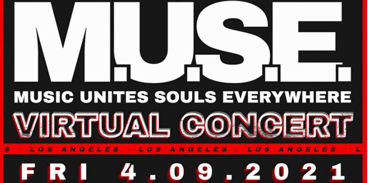 Music Unites Souls - Los Angeles Virtual Concert