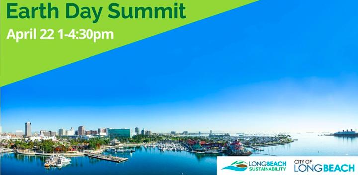 Long Beach Sustainability: Earth Day Summit 2021