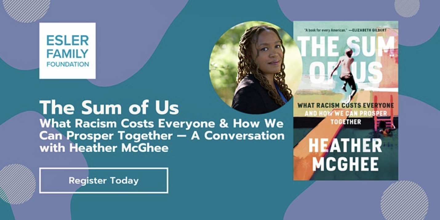 The Sum of Us: What Racism Costs Everyone & How We Can Prosper Together