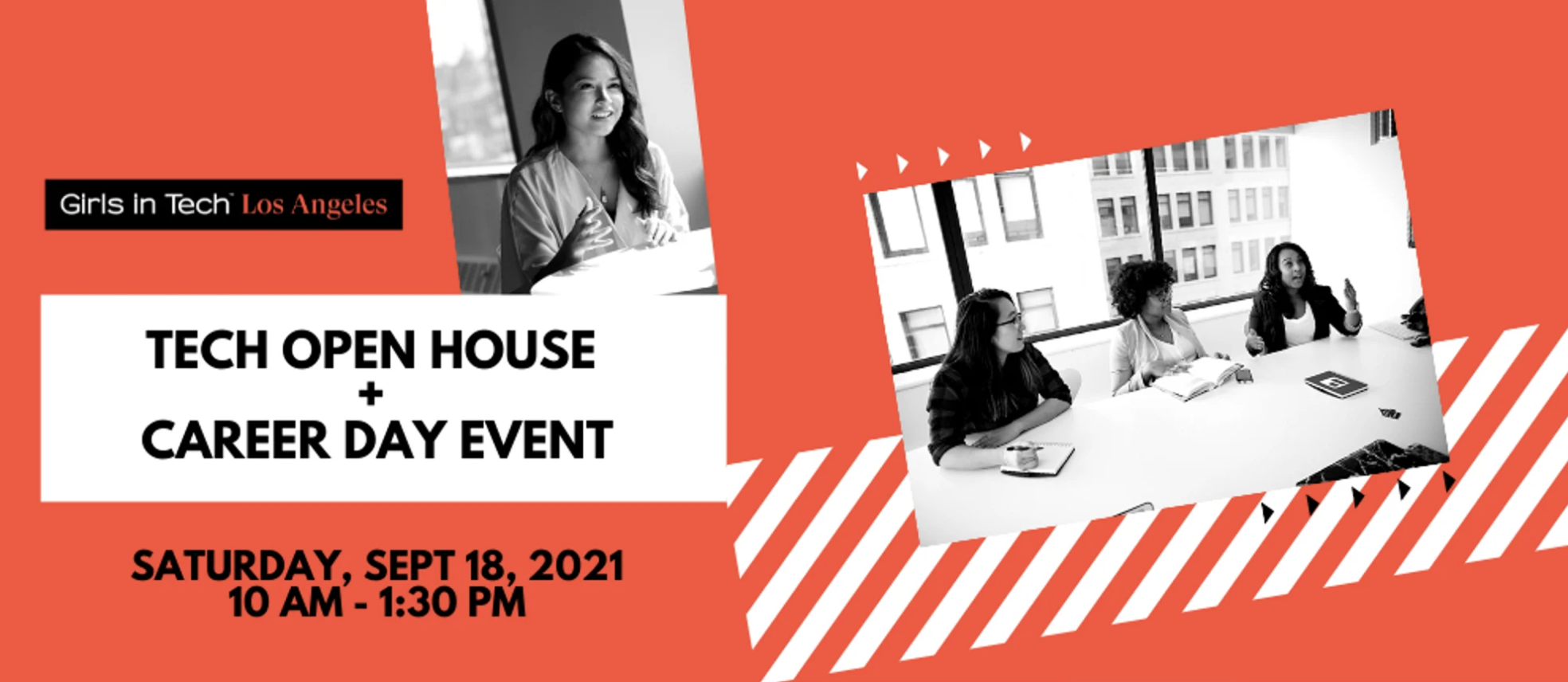 Girls in Tech: Los Angeles - Tech Open House + Career Day Event