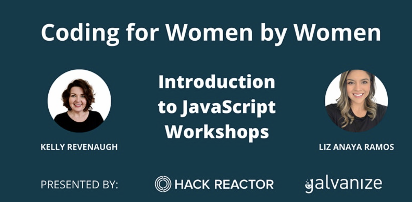 Coding for Women by Women [LIVE ONLINE]