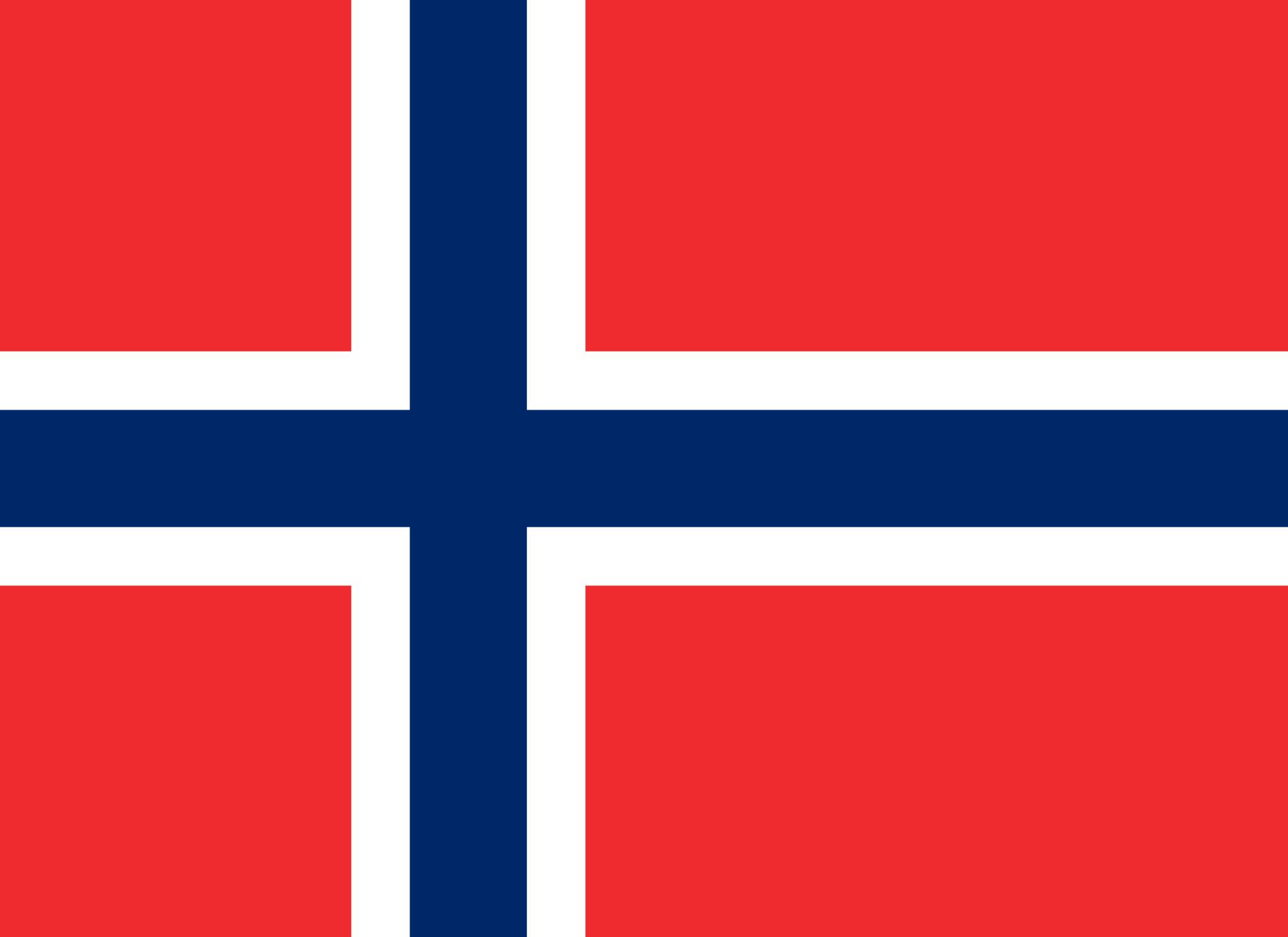 Chemical-Free Norway Pool Builder Flag