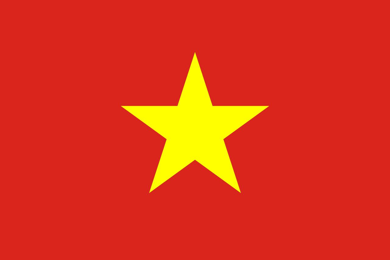 Chemical-Free Vietnam Pool Builder Flag
