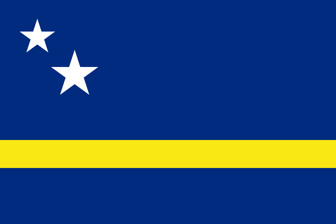 Chemical-Free Curacao Pool Dealer Flag
