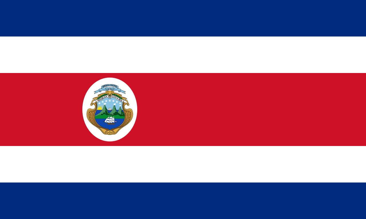 Chemical-Free Costa Rica Pool Dealer Flag