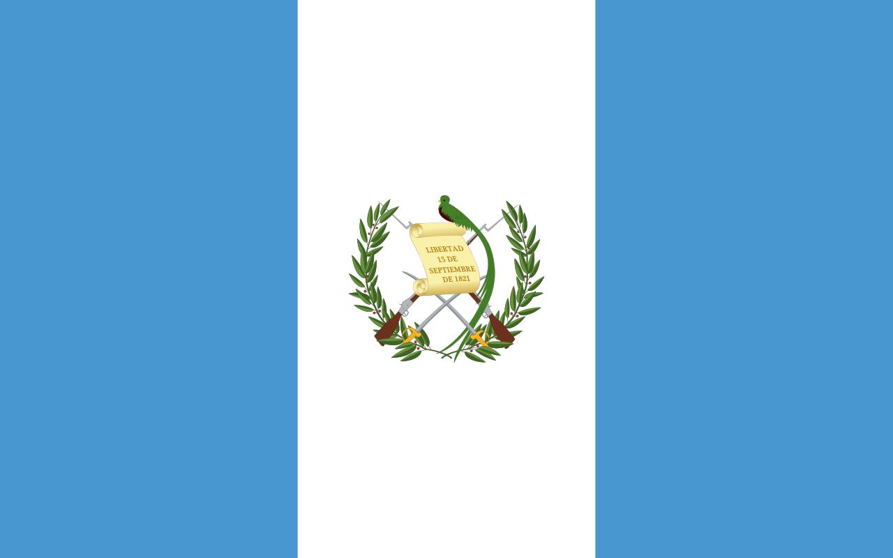 Chemical-Free Guatemala Pool Dealer Flag