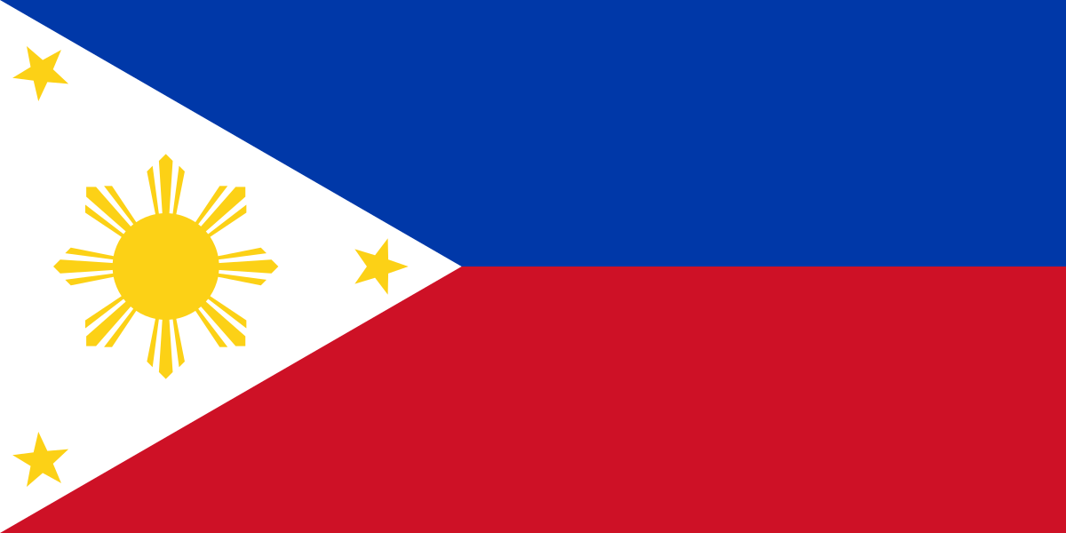 Chemical-Free Philippines Pool Dealer Flag