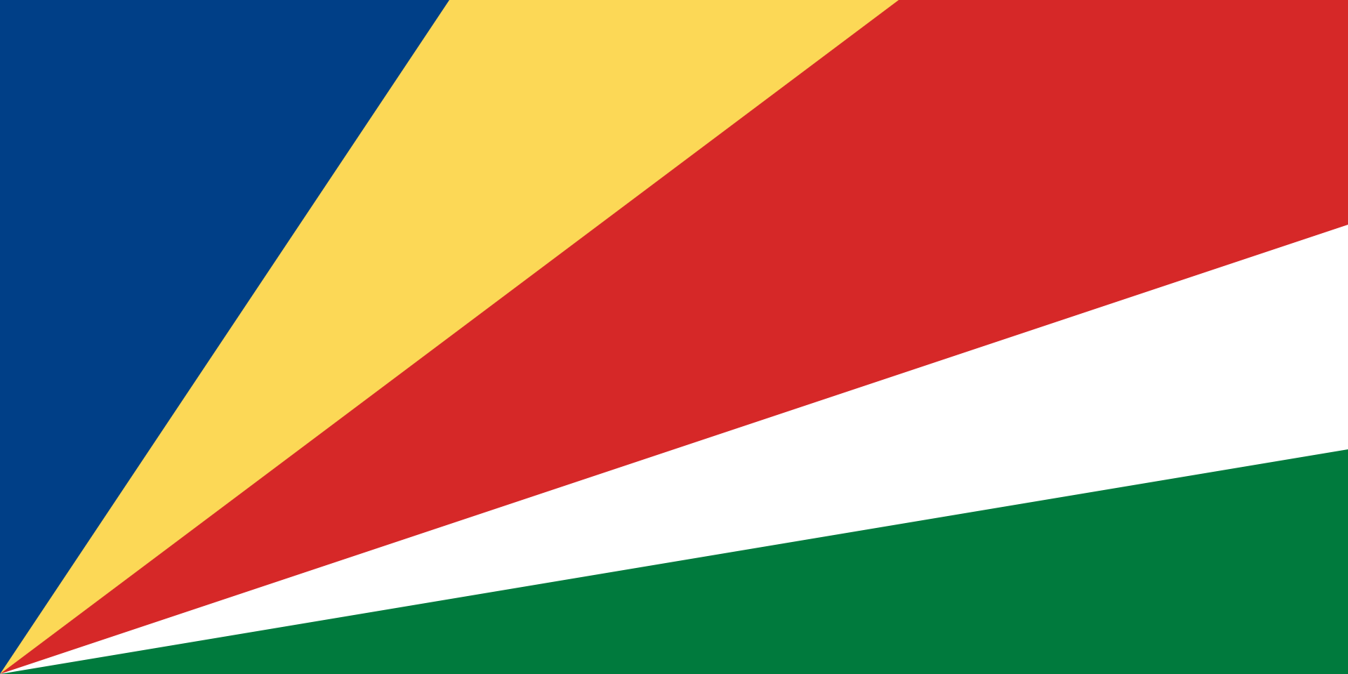 Chemical-Free Seychelles Pool Dealer Flag