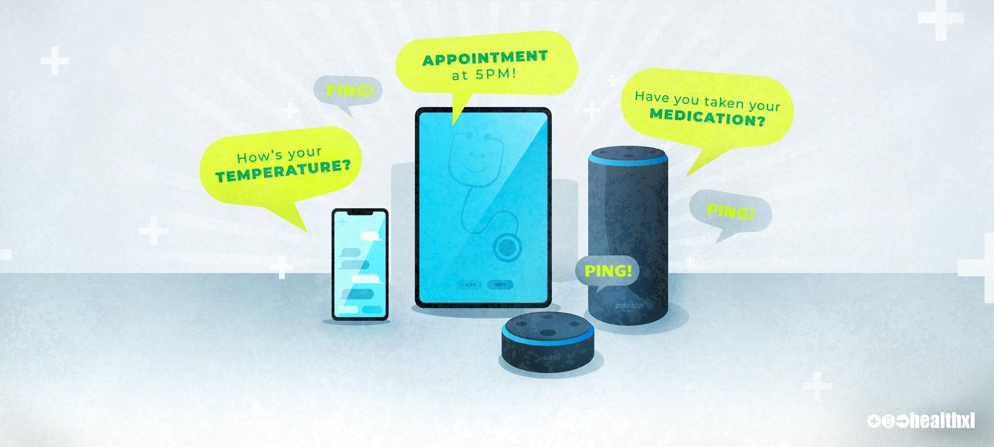 Healthcare 2020 - Virtually a Bot Hub?