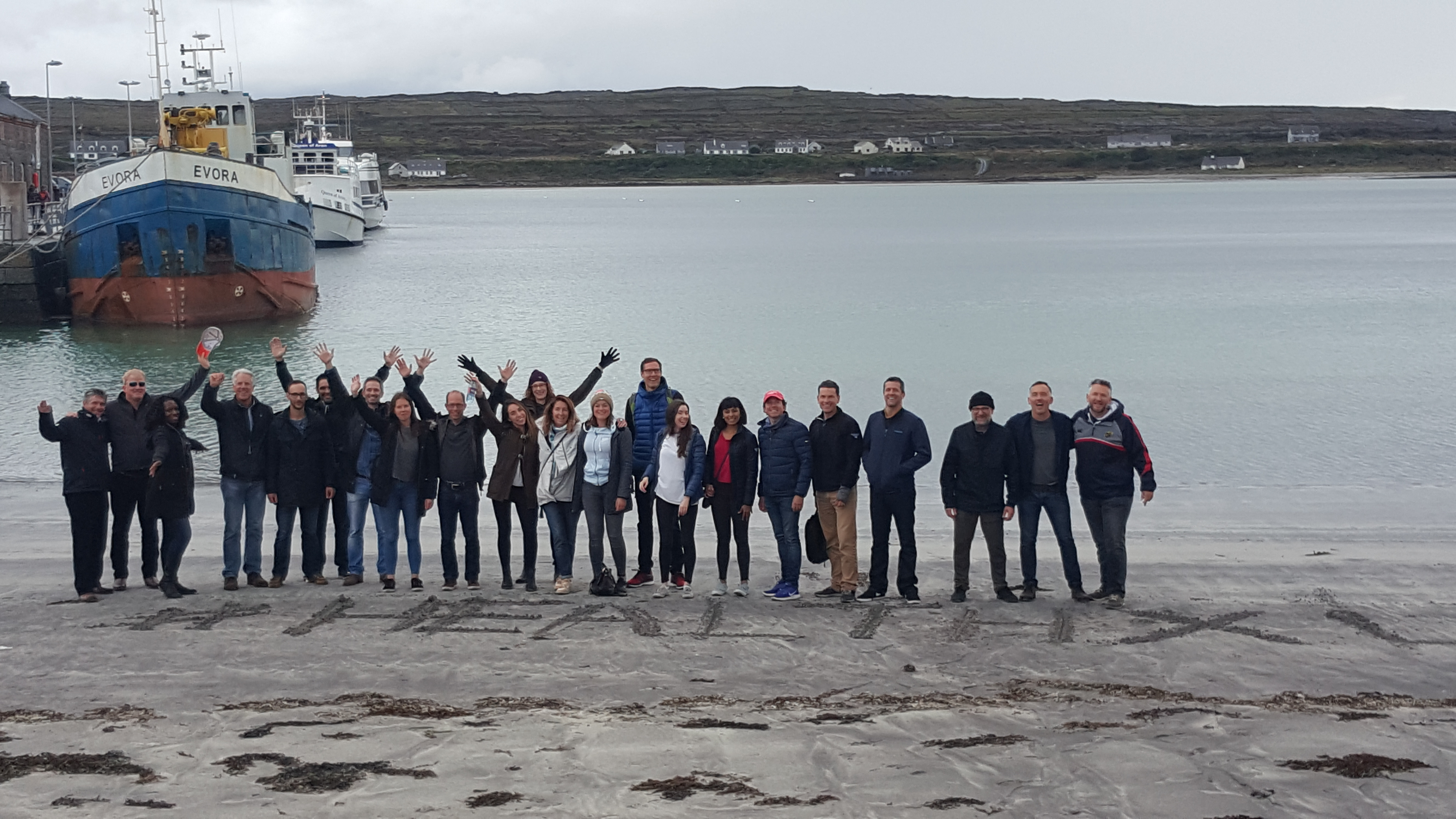 HealthXL Aran Islands Trip