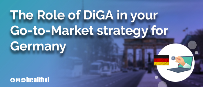 The Role of DiGA in your Go-to-Market strategy for Germany