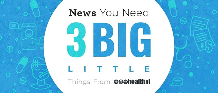 3 Big Little Things October
