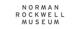 Logo norman rockwell museum