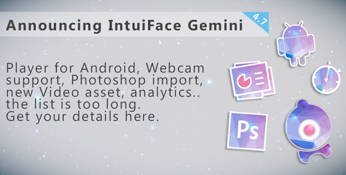 IntuiFace Version Gemini
