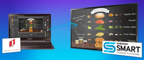 Multi-Touch Digital Signage for the Samsung SMART Signage Platform