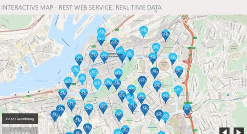 Geocoded Open Data with IntuiFace