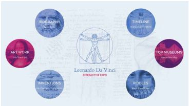 Da Vinci Interactive Expo