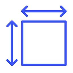 One Door Refrigerators Dimensions & Drawings | Dimensions Guide