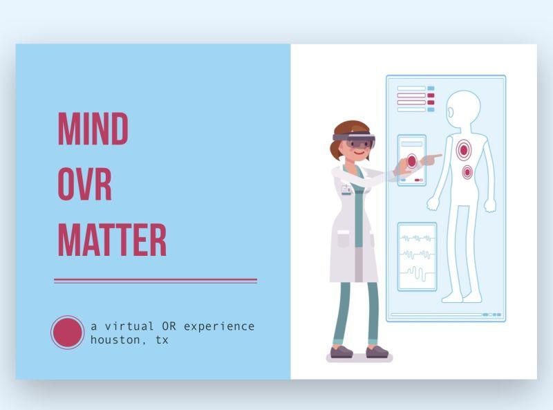 Mind oVR Matter