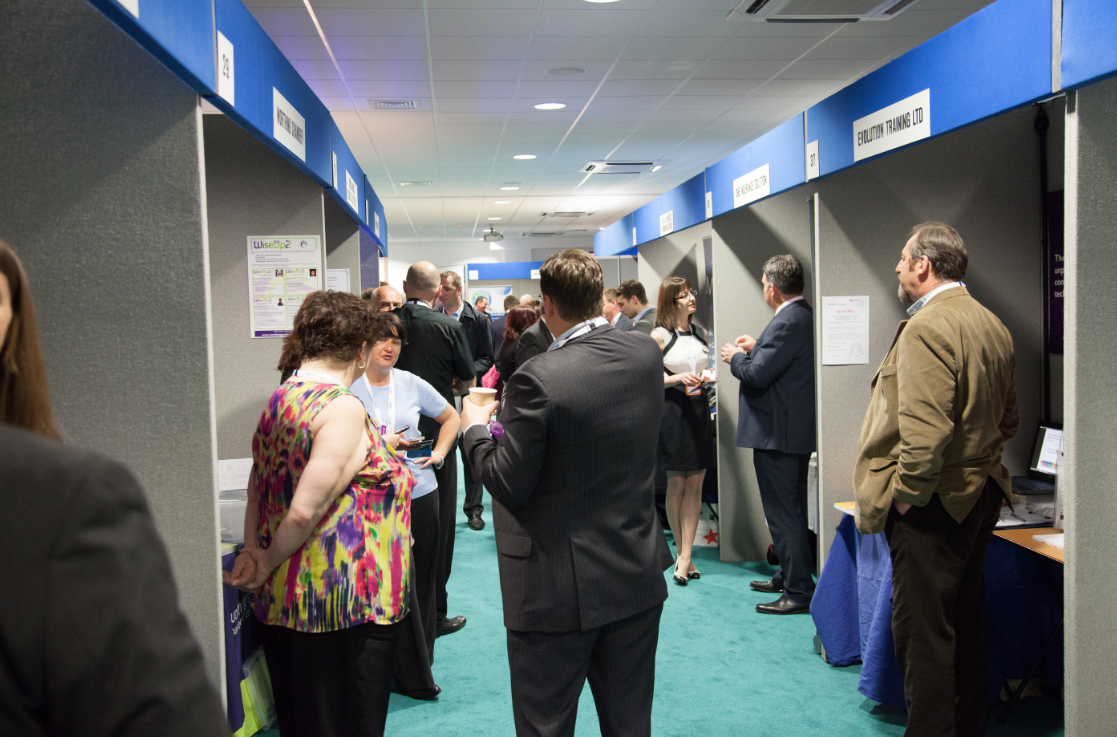 Top tips for visiting a business show