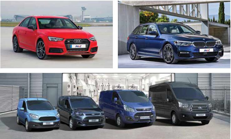 PHVC Car & Van Leasing Division