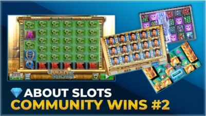 big wins casino slots