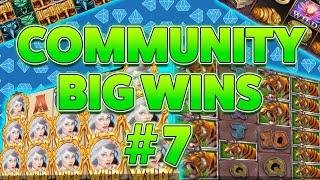 community wins 7