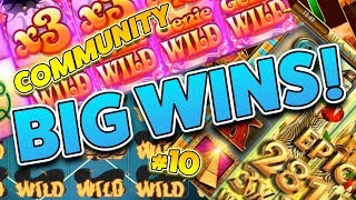 big wins on slots