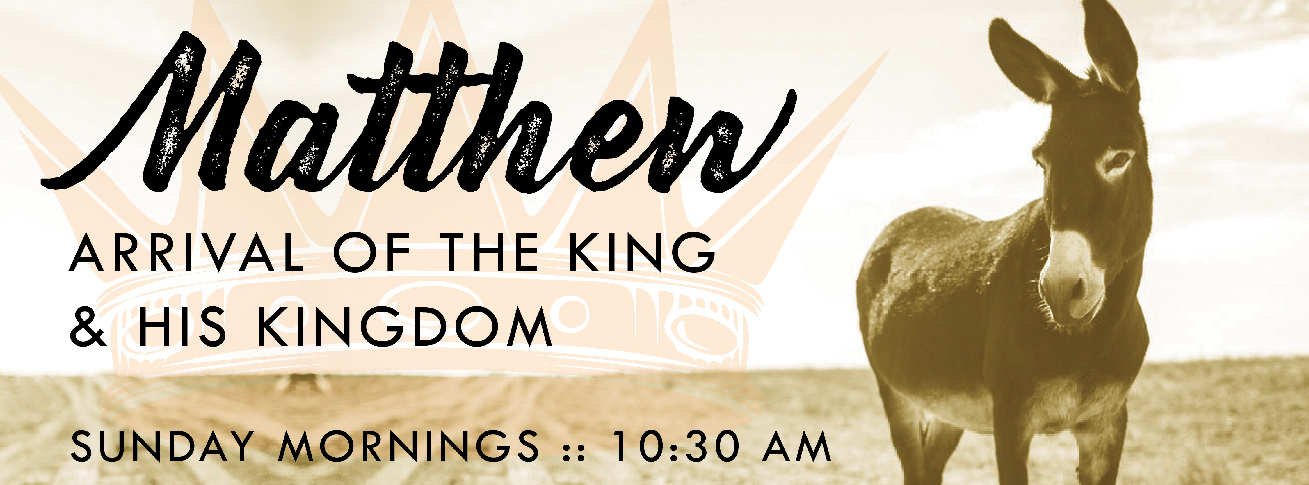 Arrival of The King and His Kingdom (Part 1)
