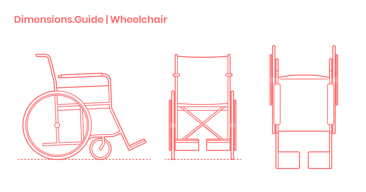 Awesome Wheelchairs Dimensions Drawings Dimensions Guide Inzonedesignstudio Interior Chair Design Inzonedesignstudiocom