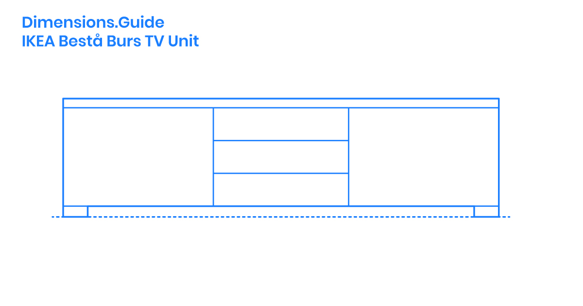 Ikea Bestå Burs Tv Unit Dimensions Drawings Dimensionsguide