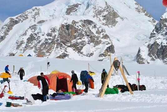 Base camp ect 128